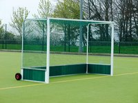 Hockey Goal Post Movable
