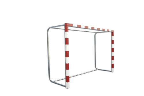 Handball Goal Post Fixed Steel