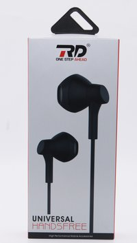 RD T-40 EARPHONE compatible With all devices