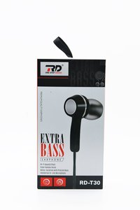 RD T-30 EARPHONE compatible With all devices
