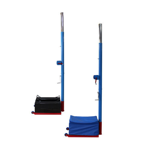 Volleyball Post Telescopic Movable