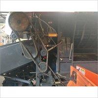 Plus Track Combine Paddy Harvester