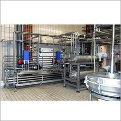Commerical Dairy Milk Processing Plant