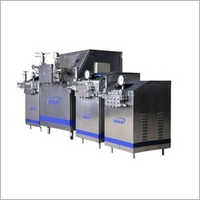 High Pressure Homogenisers