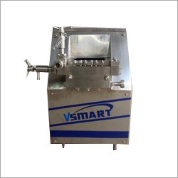 Milk Homogenizing Machine