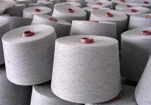 100% Cotton Melange Yarn