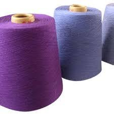 100% Viscose Melange Yarn