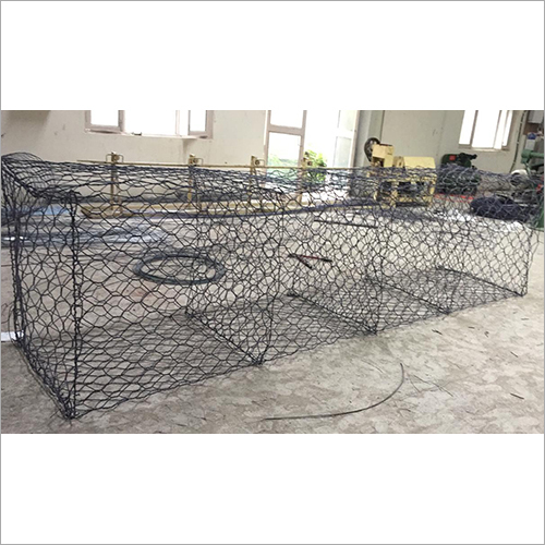 PVC Coated GI Gabion Box