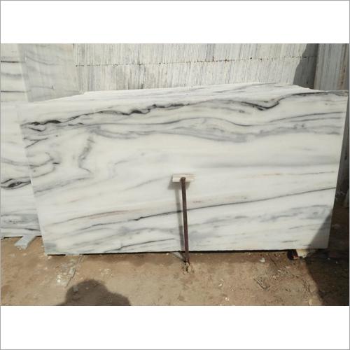 Makrana White Marble Slab