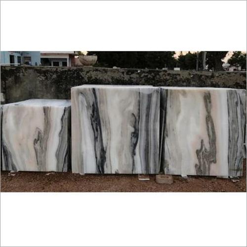 Makrana Brown Albeta Marble Slab