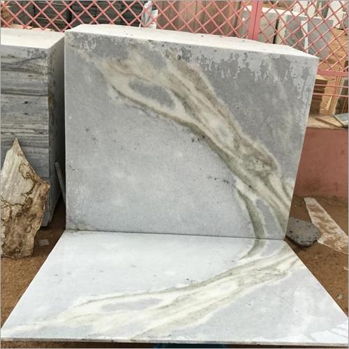 Polished Makrana Marble Slab