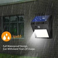 Solar Motion Sensor Light for Wall or Street