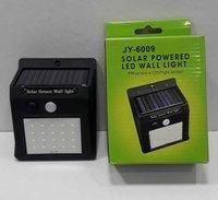 Solar Motion Sensor Light for Wall or Street