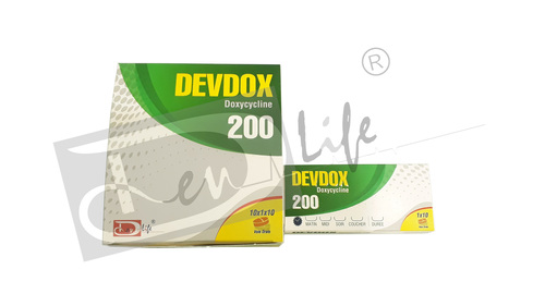 Doxycyclin Hyclate Tablets USP 100 mg