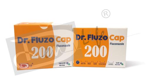 Fluconazole Capsules 200 mg
