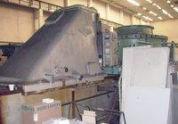 Gear hobbing machine for high precision gears 546M