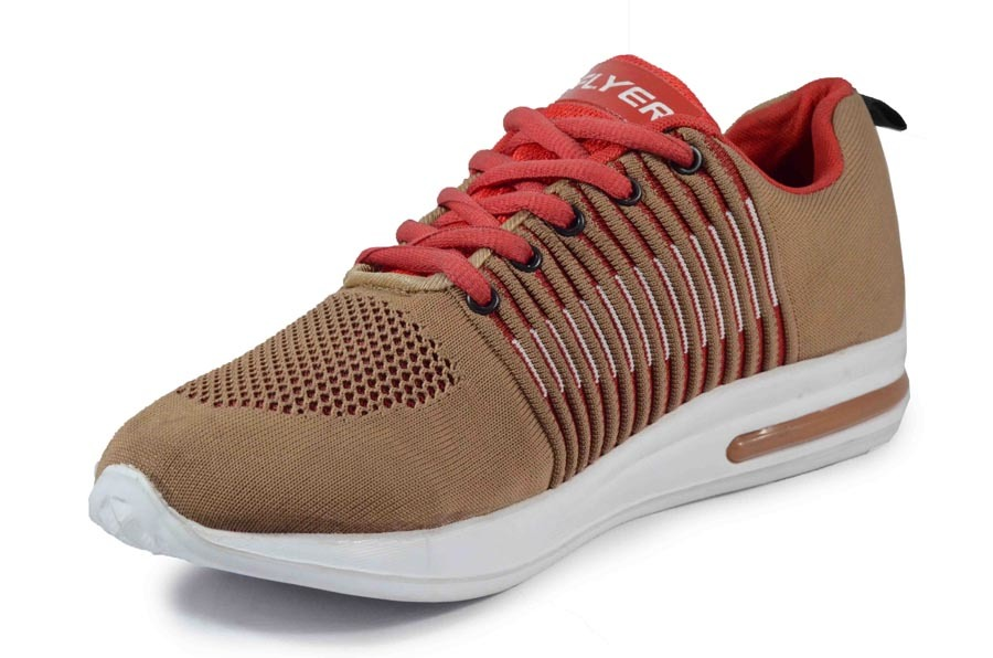 Mens flyknit sport shoes