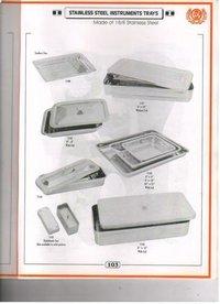 SS Instruments Tray