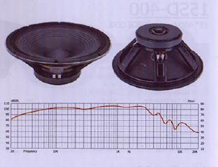 P15 400 Voice Coil