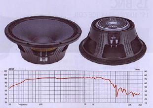 BM 500 Voice Coil