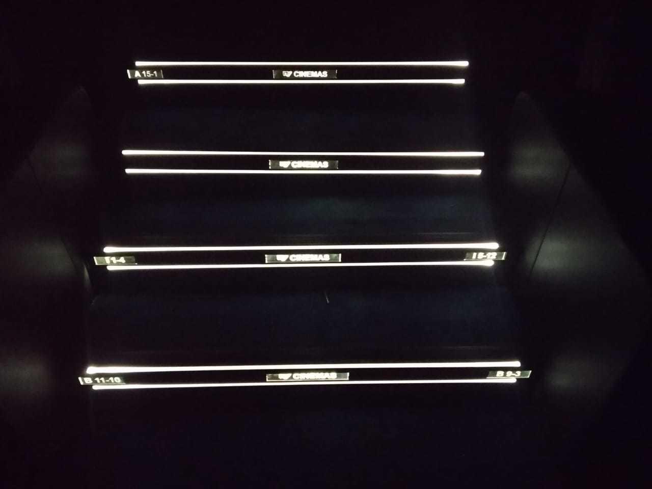 Theater Step Lights