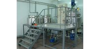 Toothpaste Manufacturing Machine