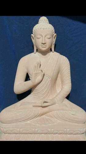 Stone Buddha Marble Statue