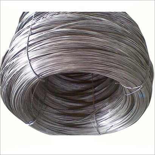 Silver Mild Steel Binding Wire