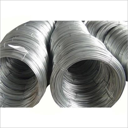 Silver Industrial Binding Wire