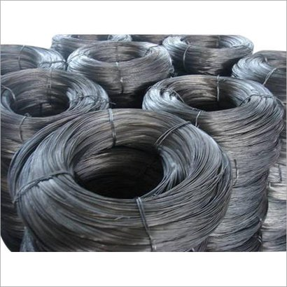 Silver Steel Binding Wire