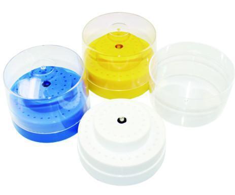 Bur Holder Box- 60 Holes