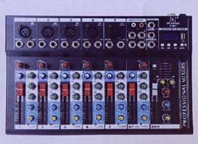 F7USB PA Audio Mixing Console