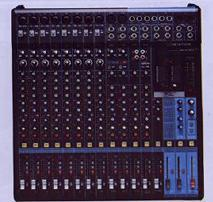 BMG 16XU PA Audio Mixing Console