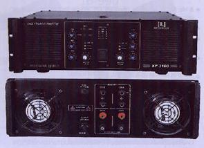 XP 3100 Dual Channel Power Amplifier