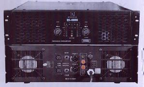 QS 2000 Dual Channel Power Amplifier