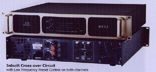 DJX 2.2 & 3.2 & 4.2 Dual Channel Power Amplifier