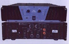 AB 4000 Dual Channel Power Amplifier