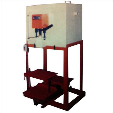 Semi Automatic Tin Filling Machine Model MS