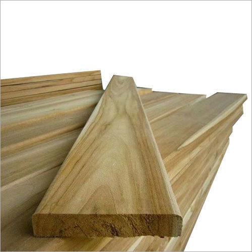 Ghana Teak Wood Plank