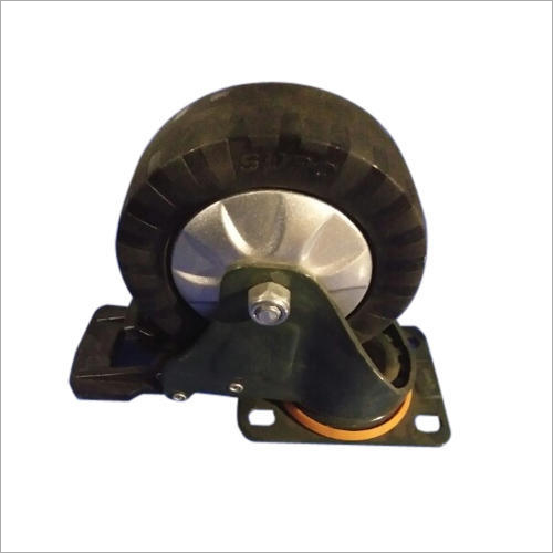 100x32 MM Polyurethane Caster Wheel