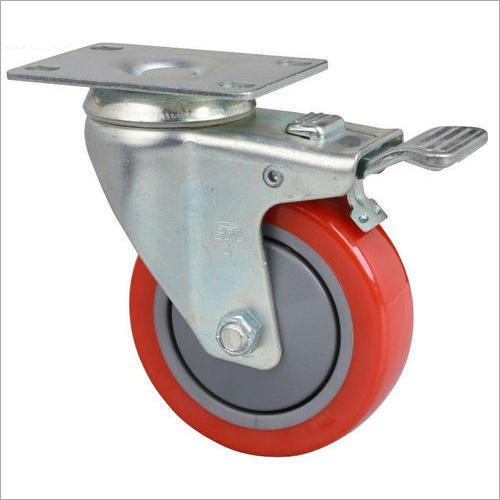 Industrial Polyurethane Trolley Wheel