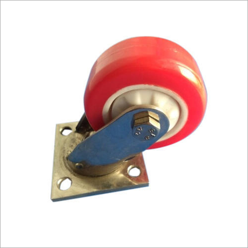 75x32 MM Polyurethane Trolley Caster Wheel