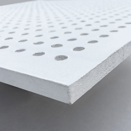 PERFONA G - Gypsum Perforated Acoustical Panels - OLMAC Perforation