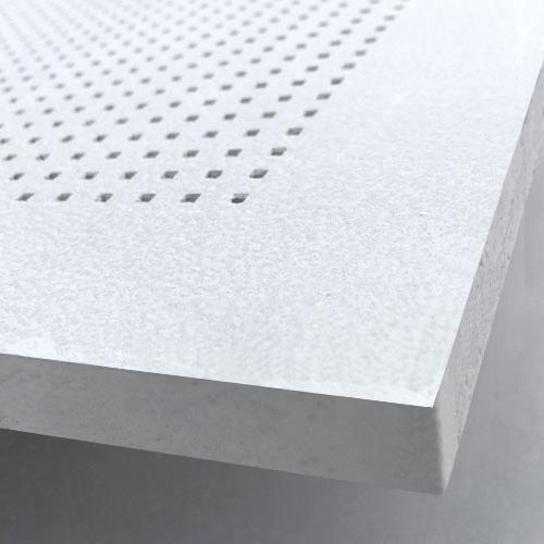 PERFONA G - Gypsum Perforated Acoustic Panel - QUODRA Perforation