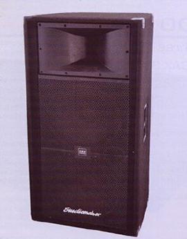 SRX 600 Passive PA Wooden Speaker System