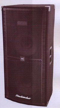 SRX 400 Passive PA Wooden Speaker System