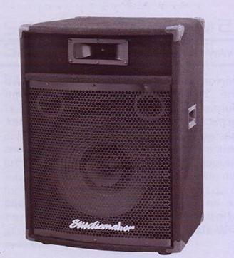 SRX 220 Passive PA Wooden Speaker System