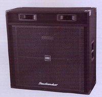 SRX 12.4 Passive PA Wooden Speaker System