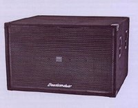 18.1 Reverse Bass Passive PA Wooden Speaker System