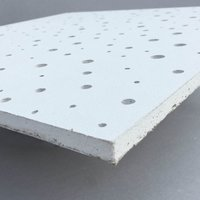 PERFONA G - Gypsum Perforated Acoustic Panel - GALAAXY Perforation